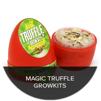 Get your Magic Truffle Growkits at Trufflemagic